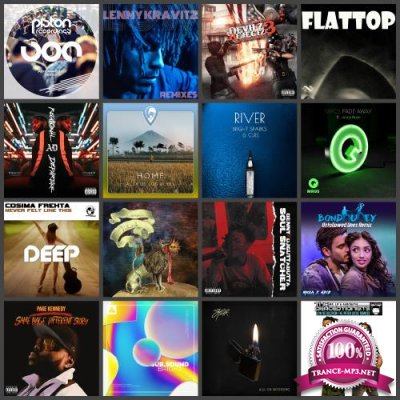 Beatport Music Releases Pack 417 (2018)