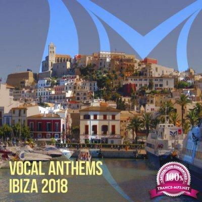 Suanda Voice - Vocal Anthems Ibiza 2018 (2018)