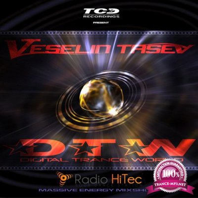 Veselin Tasev - Digital Trance World 508 (2018-08-11)