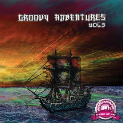 Groovy Adventures Vol. 3 (2018)