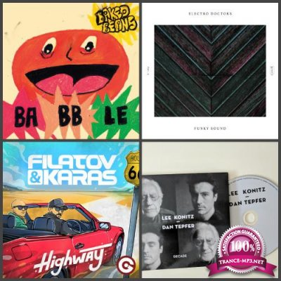 Beatport Music Releases Pack 428 (2018)