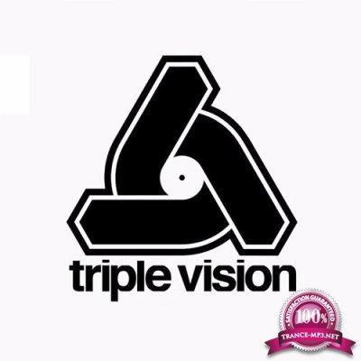 Triple Vision - Merging Waves 003 (2018-08-16)