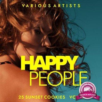 Happy People, Vol. 6 (25 Sunset Cookies) (2018)