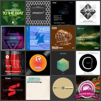 Beatport Music Releases Pack 431 (2018)