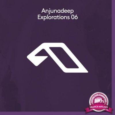 Anjunadeep Explorations 06 (2018)