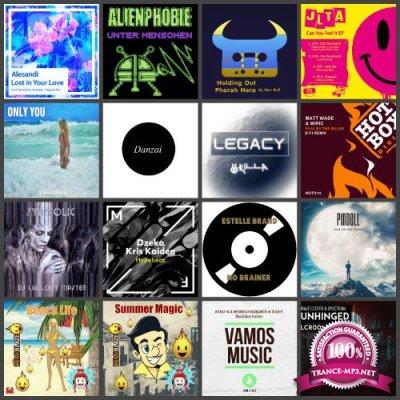 Beatport Music Releases Pack 448 (2018)