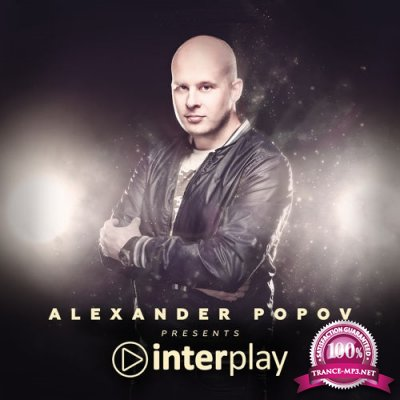 Alexander Popov - Interplay Radioshow 206 (2018-08-27)