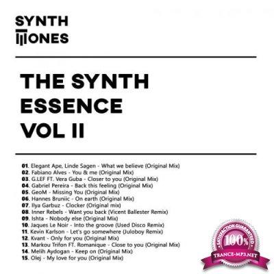 Synth Tones, Vol. 2 (2018)