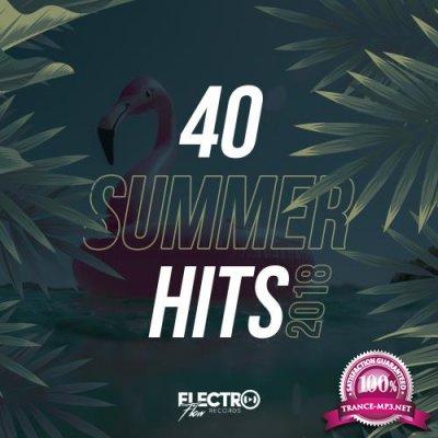 40 Summer Hits 2018 (2018)