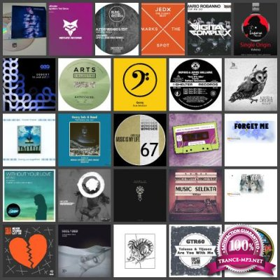 Beatport Music Releases Pack 451 (2018)