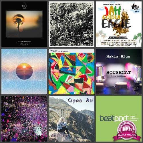 Beatport Music Releases Pack 458 (2018)