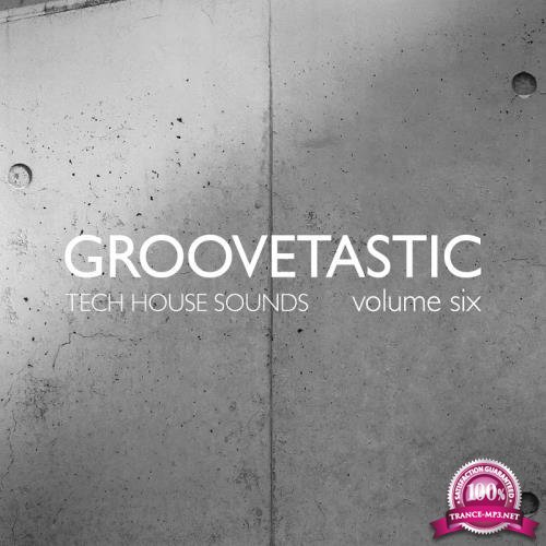 Groovetastic, Vol. 6 - Tech House Sounds (2018)
