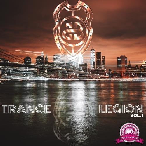 Trance Legion, Vol. 1 (2018)