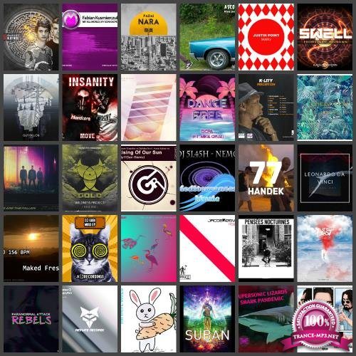 Beatport Music Releases Pack 485 (2018)