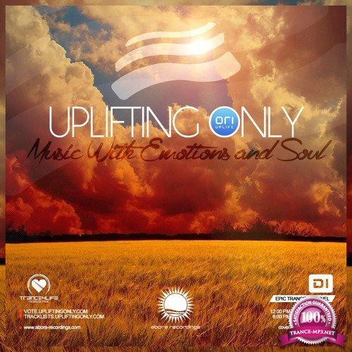 Ori Uplift & Luis A. Moreno - Uplifting Only 292 (2018-09-13)