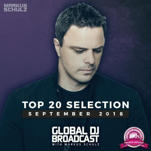 Markus Schulz - Global DJ Broadcast: Top 20 September 2018 (2018)