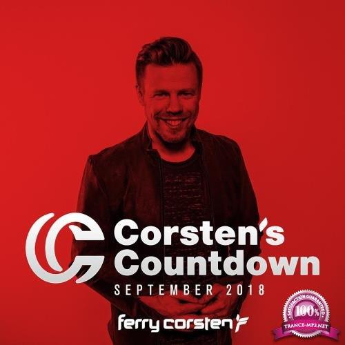 Ferry Corsten Presents Corsten's Countdown September 2018 (2018)