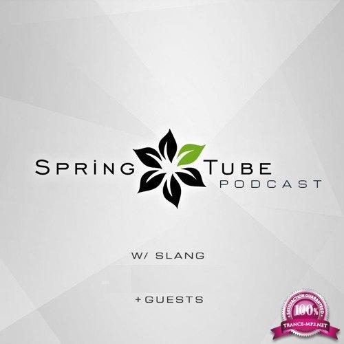 SlanG, Technodreamer, Antti Norisalo - Spring Tube 052 (2018-09-28)