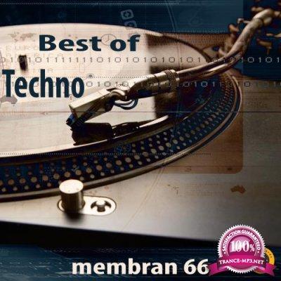 membran 66 - Best of Techno (2018)
