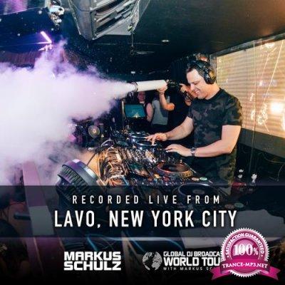 Markus Schulz - Global DJ Broadcast (2018-09-06) World Tour New York City
