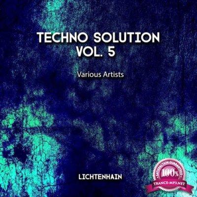 Techno Solution, Vol. 5 (2018)