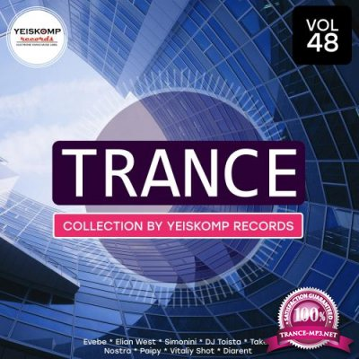 Trance Collection by Yeiskomp Records, Vol. 48 (2018)