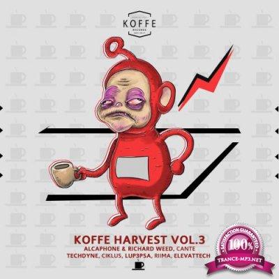 Koffe Harvest, Vol. 03 (2018)