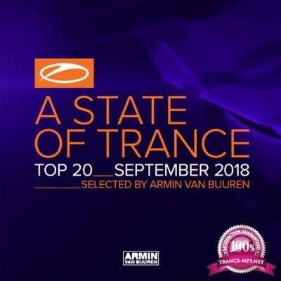 A State Of Trance Top 20 - September 2018 (2018)