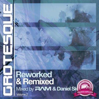Daniel Skyver, RAM - Grotesque Reworked & Remixed 2 (2018)