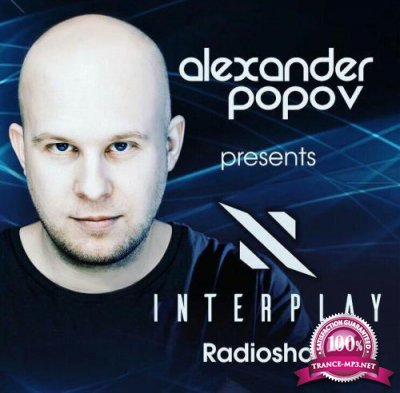 Alexander Popov - Interplay Radioshow 210 (2018-09-24)
