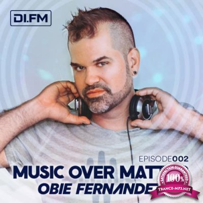 Obie Fernandez & MarioMoS - Music Over Matter 017 (2018-09-24)