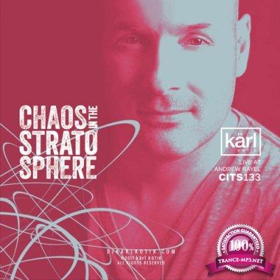 dj karl k-otik - Chaos in the Stratosphere 186 (2018-09-27)