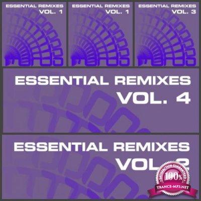 Essential Remixes Vol. 1-5 - 2013-2015 (2013-2015)