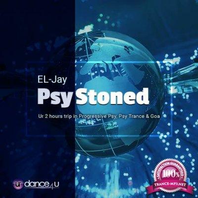 EL-Jay - PsyStoned 155 (2018-09-30)