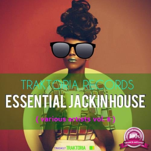 Essential Jackin House, Vol. 8 (2018)