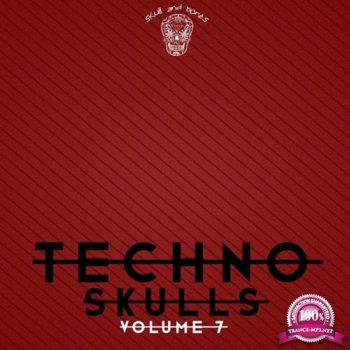 Techno Skulls, Vol. 7 (2018)