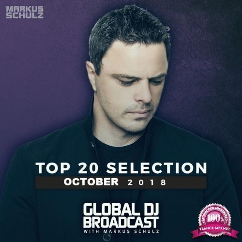Markus Schulz - Global DJ Broadcast: Top 20 October 2018 (2018)