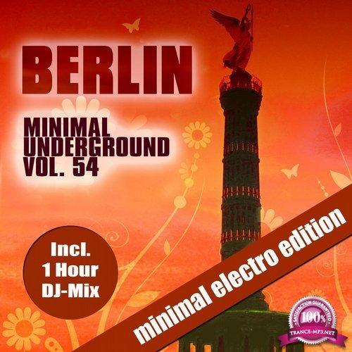 Berlin Minimal Underground Vol 54 (2018)