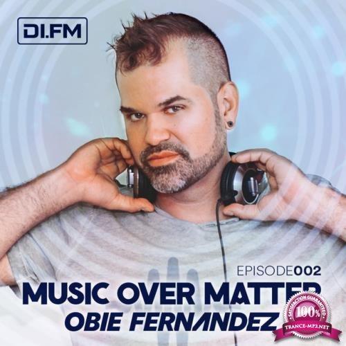 Obie Fernandez & Huem - Music Over Matter 022 (2018-10-29)