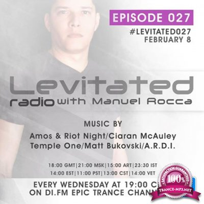 Manuel Rocca - Levitated Radio 103 (2018-10-04)