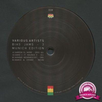Bias Jams - 3 Munich Edition (2018)