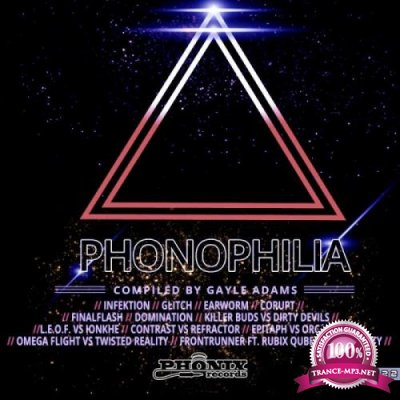 Phonophilia compiled by Gayle Adams (2018)