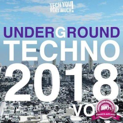 Underground Techno 2018, Vol. 2 (2018)
