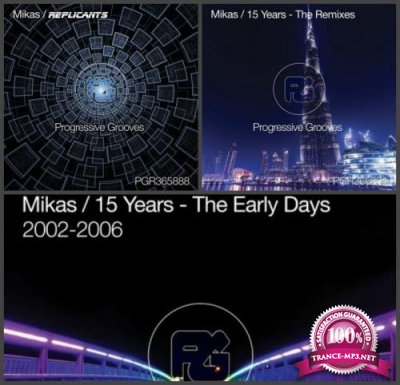 Mikas (3 WEB Releases) - 2017-2018 (2017-2018)