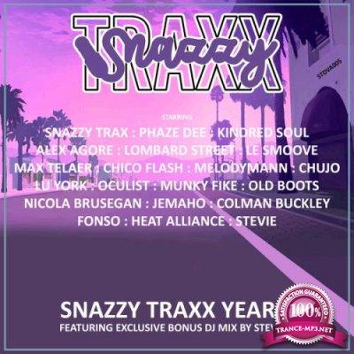 Snazzy Traxx Year 5 (2018)