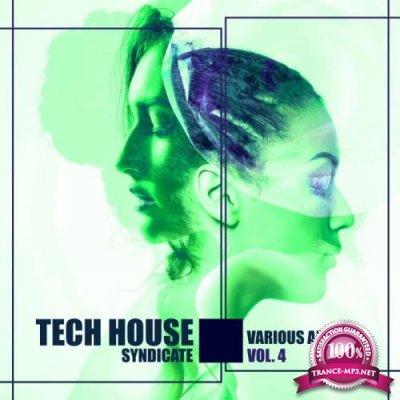 Tech House Syndicate, Vol. 4 (2018)