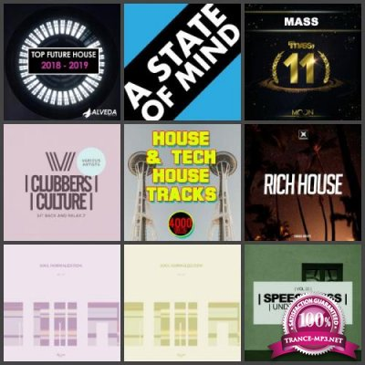 Beatport Music Releases Pack 538 (2018)