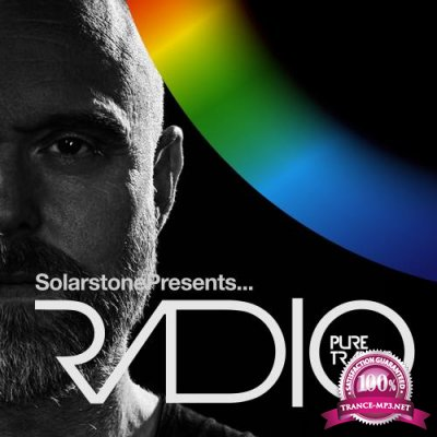 Solarstone - Pure Trance Radio 160 (2018-10-17)