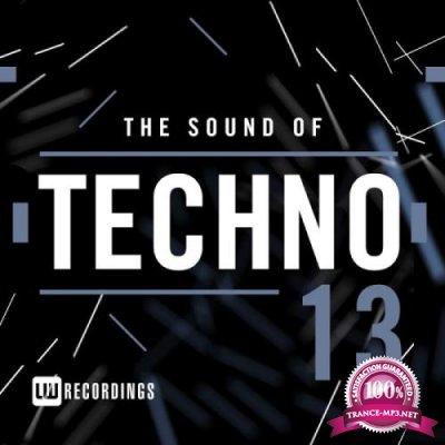 The Sound Of Techno, Vol. 13 (2018)