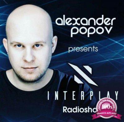 Alexander Popov - Interplay Radioshow 214 (2018-10-21)